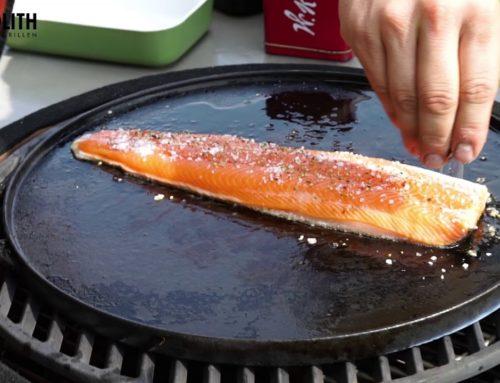 Секреты приготовления рыбы на гриле