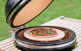 Пицца на гриле Monolith Grill RU